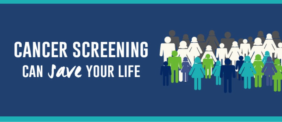 Cancer Screening Saves Lives
